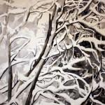 Snow 3 - Pennie Steel | SteelReid Studio Blue Mountains